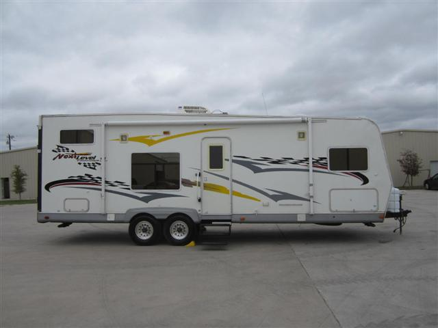 2006 Holiday Rambler Next Level 28ck Toy Hauler